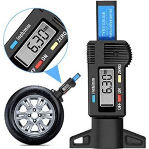 Gaoni Tyre Depth Gauge Digitals