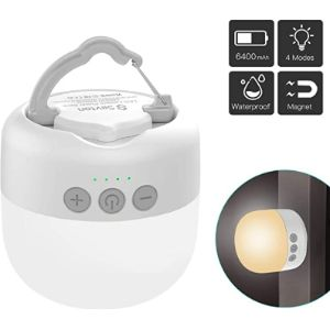 Siivton Camping Lamp Rechargeables