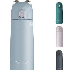 Crescendo & Co Quench Stainless Steel Water Bottle