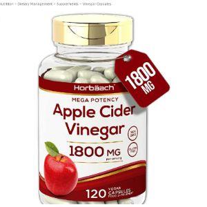 Horbäach Vinegar Lose Weight