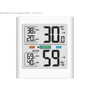 Hoplaza Digital Hygrometer Min Max Thermometer