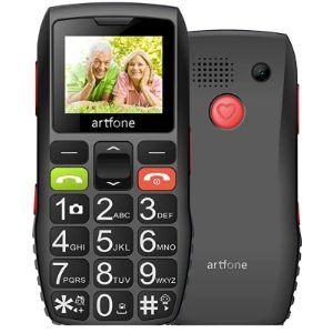 Artfone Big Button Mobile Phone Unlocked