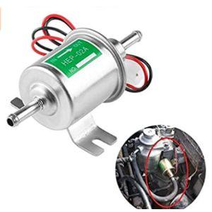 Asdhoi Electric Fuel Pump With Carburetor