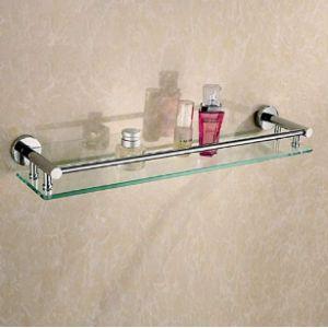 Dongyd Shower Shelf Traditional Bathroom Shelf