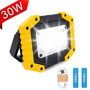 Portable Rechargeable Led Work Light