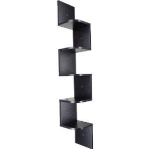 Volowoo Zig Zag Corner Shelf