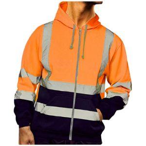 Kiyomiqvq Hoodie Safety Vest
