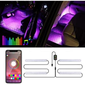Trongle Car Interior Ambient Light