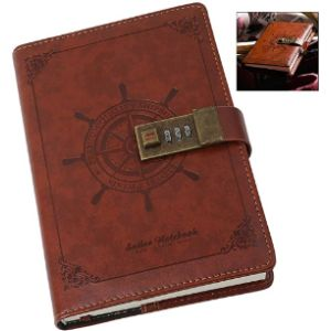 Iwobi Combination Lock Journal