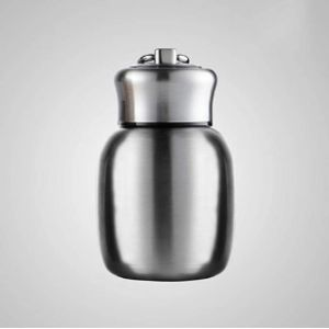 Manyysi Small Stainless Steel Water Bottle