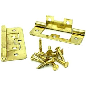 Douglas Kane Flush Mount Door Hinge