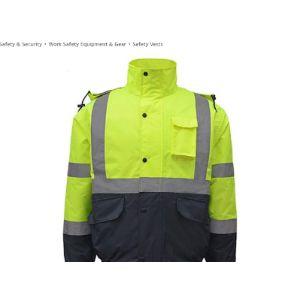 Safety Vest Cotton High Visibility Vest