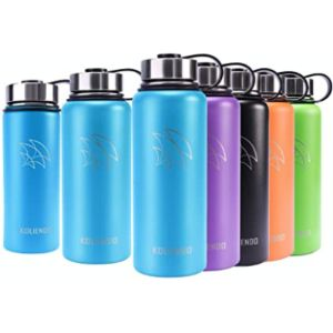 Koliendo Large Insulated Water Bottle