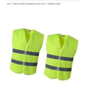 Perfk Runner Safety Vest