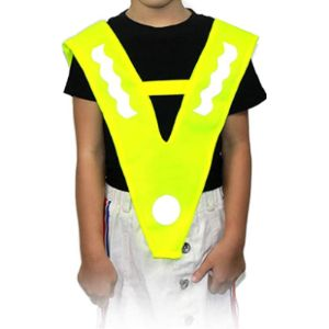 Gobesty Child Reflective Safety Vest