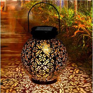 Tencoz Garden Led Lantern