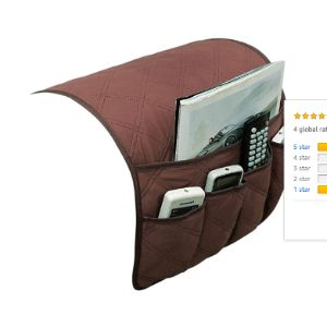 Ibluelover Armchair Tv Remote Control Holder