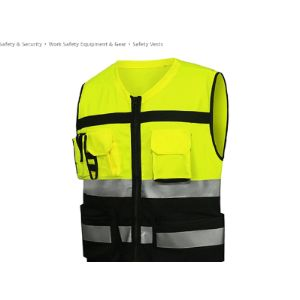 Spachy Runner Safety Vest