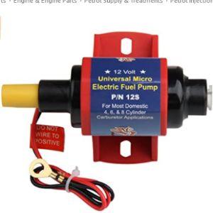 Carbole Fuel Transfer Pump