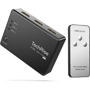 Techrise Gaming Hdmi Switch