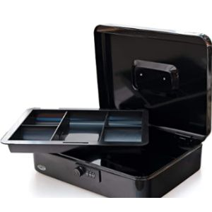 Bird Petty Cash Box Combination Lock