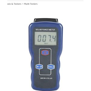 Ongoion Sunlight Measuring Instrument