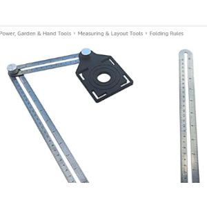 Laser Angle Measurement Tool