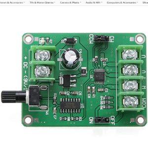 12V Dc Motor Controller