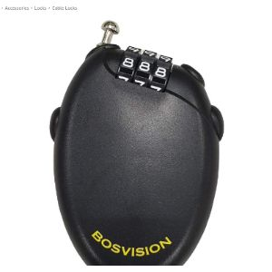 Bosvision Retractable Cable Lock