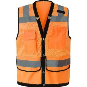 Bowcore Heavy Duty Safety Vest