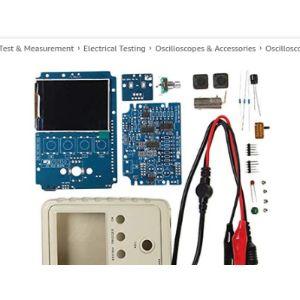 Mifive Inexpensive Digital Oscilloscope