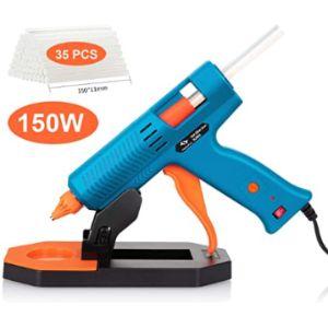 Tilswall Heavy Duty Hot Melt Glue Gun