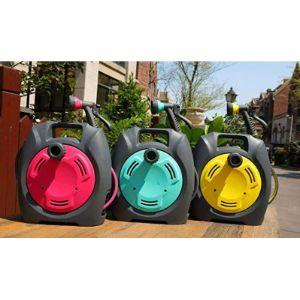 Pah-Macy Automatic Garden Hose Reel