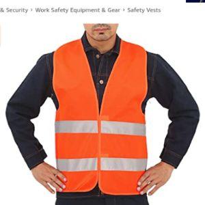 Ihomyipet Safety Vest With Reflective Stripes