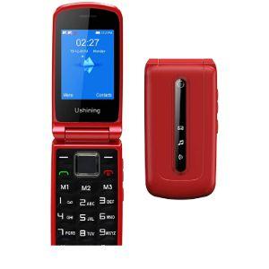 Ushining Unlocked Flip Phone