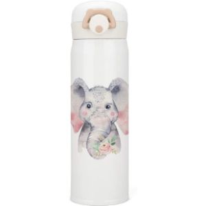 Mydaily Personalized Stainless Steel Water Bottle