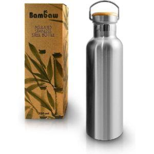 Bambaw Stainless Steel Water Bottle 500Ml