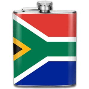 Pennyy Beeen South Africa Stainless Steel Hip Flask