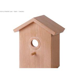 Sahgsa Wooden Window Bird Feeder
