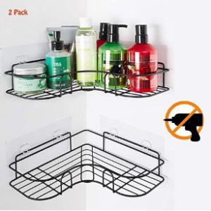 Saxhorn Metal Bathroom Shelf