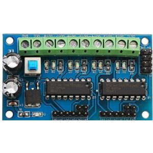 Burnell Wilcox L293D Motor Controller