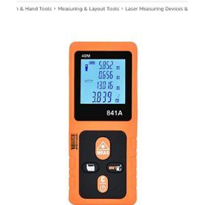 Btihceuot Area Measuring Instrument