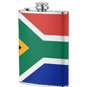 Sanme South Africa Stainless Steel Hip Flask