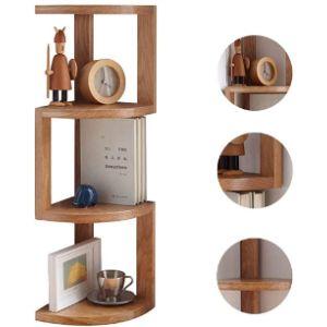 Rjli Corner Display Shelf
