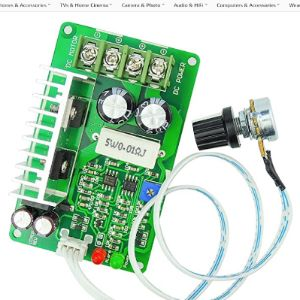 Dollatek Dc Motor Speed Controller