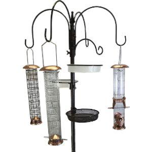 Selections Large Bird Feeding Station