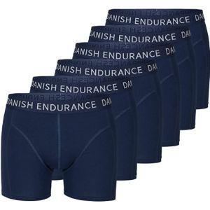 Danish Endurance Size Chart Boxer Short