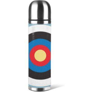 Art Fan-Design Stainless Steel Bottle