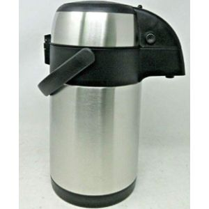 Super7 Stainless Steel Pump Flask