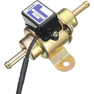Electric Fuel Pump With Filter
